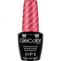 OPI GelColor Color So Hot It Berns #Z13