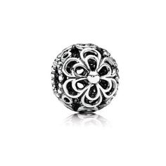 Buy PANDORA Silver Openwork Flower Charm at Hugh Rice Jewellers. Free delivery on Pandora. Charms Pandora, Pandora Beads, Pandora Bracelets, Pandora Jewelry, Charm Jewelry, Fine Jewelry, Jewellery, Pandora Pandora, Cheap Pandora