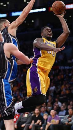 Julius Randle. Kevin Minnick · Los Angeles Lakers Players c0247d70d