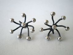 Shiny-dots Earrings