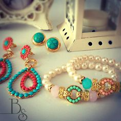 Acessórios candy colors, verão 2013, arm party, maxi brinco,turquesa, turquoise,coral,