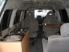 Club Delica :: View topic - camper interior - pictures and designs wanted!
