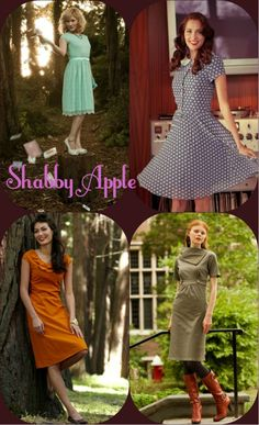 Shabby Apple Giveaway (and Coupon Code!)
