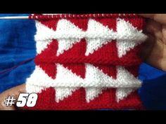 New Beautiful Knitting pattern Design #58 2017