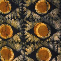 African Wax Batik #706