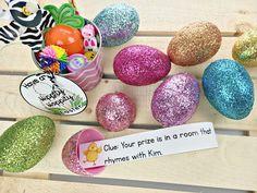 Classroom Easter Egg