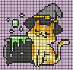 Pixel Pattern, Pattern Art, Cross Stitch Cards, Cross Stitching, Bracelet Patterns, Beading Patterns, Piskel Art, Pixel Art Grid, Pixel Art Templates
