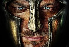 ANDY WHITFIELD AS SPARTACUS..........SOURCE TUMBLR.COM.........
