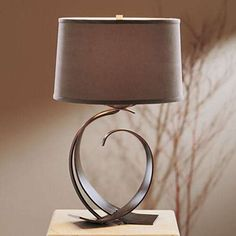 Fullered Impressions Small Table Lamp