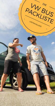 Hier findest du alles was du für deine Campingabenteuer im VW Bus benötigst. Eine umfangreiche Liste mit Tipps, Tricks und Ideen für einen unbeschwerten Campingurlaub.