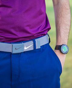 a645a2aee0 #Mens #Nike #golf outfit featuring Tech Essentials Web Belt at #Golfsmith  Golf