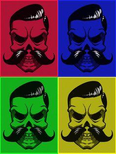 Conceito em Barbearia.  http://CapitaoMustache.Club, Capitao Mustache                                                                                                                                                                                 Mais