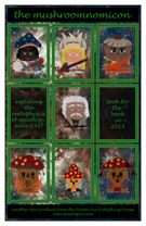 The Cult of the Mushroom  from the Poison Pie Publishing House
