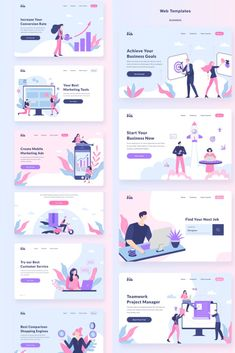 Vela Illustrations library & Creator | 150+ Vector illustrations | 42+ Mobile & Web Ui Templates | 21+ Scenes | With Useful Illustartions Scene Creator.  Features: | 150+ illustrations carefully crafted clean & aesthetic illustrations created for any mobile & web project | 42+ Ui templates ready to use to speed up your project | 21+ Scenes in different categories | Fully editable all illustrations are 100% vector, fully customizable & editable | Well organized files |