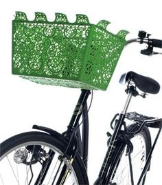 bike basket!