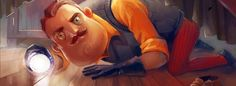 Hello Neighbor – a New Horror game with Advanced AI