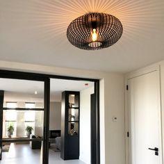 Bedroom Ceiling, Bedroom Lamps, Ceiling Lamp, Ceiling Lights, Build A Headboard, Modern Bedroom Lighting, Deco Led, Led Filament, Interior Styling