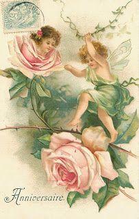 Коллекция картинок: Винтажные открытки с детьми.Часть2
