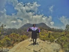 Graduation at puncak rengganis !! #hiking #graduation