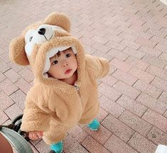 Cute Baby Girl Pictures, Cute Baby Boy, Cute Little Baby, Baby Kind, Little Babies, Baby Boys, Cute Asian Babies, Korean Babies, Cute Funny Babies