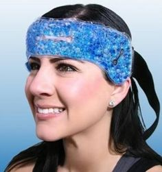 Image 0 of Migraine Relief Wrap - The Natural Headache Cure
