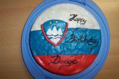Slovenische Torte