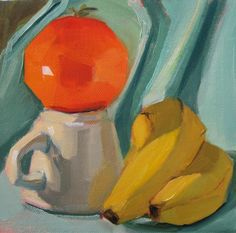 Orange You Glad by Robin Rosenthal