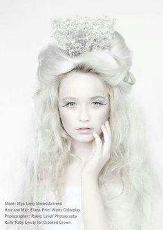 White Queen 2014 Mya Long