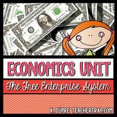 ECONOMICS IdeasConceptsApplications Session # 4 Free Enterprise