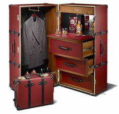 webluxo: Produtos: Chivas e a Globe-Trotter em Londres, criam coleção elegante para cavalheiros.