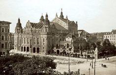 Blick zurück in Bildern: So schön war Kölns alte Oper