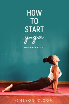 It is said that yoga adds life to your years and years to life. But how to start yoga? This is the first of a micro-blog series on how to start yoga.
