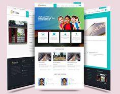 "Check out new work on my @Behance portfolio: ""Website Development"" http://be.net/gallery/46578183/Website-Development"