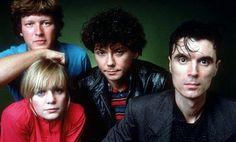 60 minutos de Talking Heads em Roma / 1980