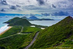 Taking the road less traveled in St. Kitts.