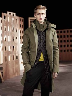 Carlos Peters & Yannick Mantele by Willy Vanderperre for Adidas SLVR Fall/Winter 2012