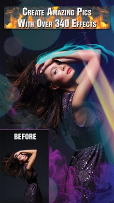 Insta Photo Effect / FX Editor - Turn your Pics into Cool FX & Awesome Foto Colorful, make Creative Fotos with Element