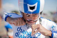 THE BIG PICTURE: VELOEYE DAVID SERRANO - Javier Megias Novo Nordisk Vuelta Andalucía