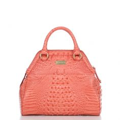 Brahmin - love this one.  I have it in a really pretty soft gold.