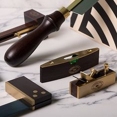 Our curated hampers launch imminently. This is a preview of our 'woodworkers hamper' a set of rosewood tools for the craftsman in your life. Each hamper comes in a solid plywood crate that you'll need to crack into it with the brass crow bar provided.  #curated #hamper #christmassorted #notanotherbill by notanotherbill