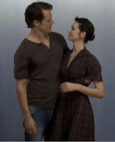 Audition tape for Sam and Caitirona - Outlander Outlander Season 1, Outlander Book Series, Outlander Casting, Outlander 2016, Diana Gabaldon, Gabaldon Outlander, Sam Heughan Caitriona Balfe, Sam Heughan Outlander, Fangirl