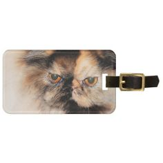 TORTI PERSIAN LUGGAGE TAG