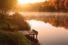 Autumn lake (photographer Thomas Zsebok)