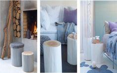 Come realizzare oggetti fai da te con ceppi di legno? Scoprite tutte le idee più originali per arredare la casa in modo ecologico!