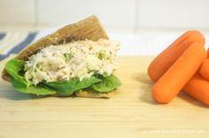 Crunchy Cabbage Tuna Salad | Slender Kitchen