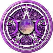 Shop Purple Moon Pentacle wicca t-shirts designed by NaumaddicArts as well as other wicca merchandise at TeePublic. Celtic Cross Tattoos, Celtic Art, Celtic Crosses, Tarot, Triple Moon Goddess, Asian Design, All Things Purple, Purple Haze, Book Of Shadows
