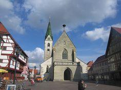 Bad Saulgau, Germany - My heart goes to you. :)