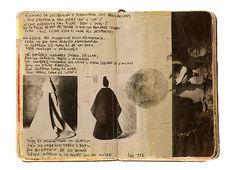 Moleskine 19 by Juan Rayos, via Flickr