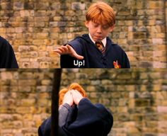 Oh Ron...