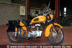 moto francaise | Une nouvelle ancienne moto francaise : Parlons moto